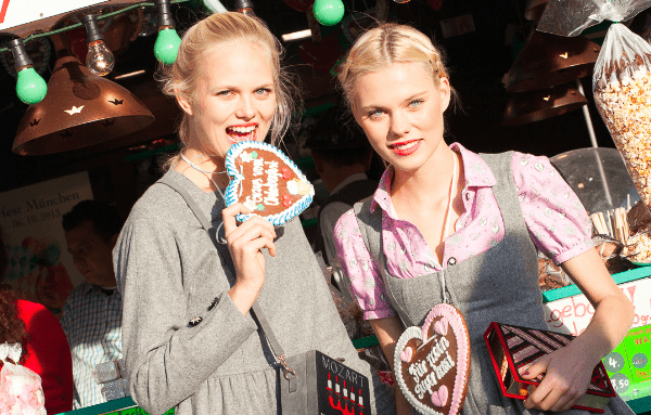 Oktoberfest 2013: Das Fashion-Highlight