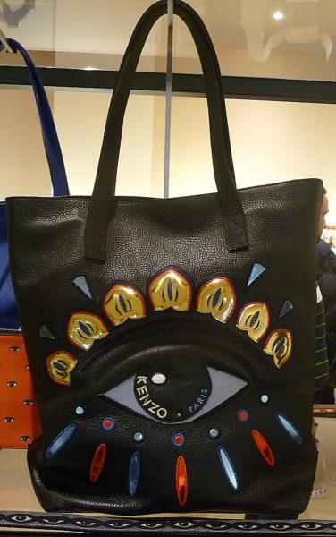 Kenzo Shoppingbag Winter 2013-14