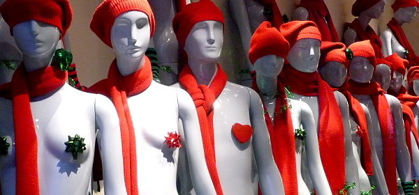 Modepilot's Nikolausverlosung: Wir wollen schön bleiben