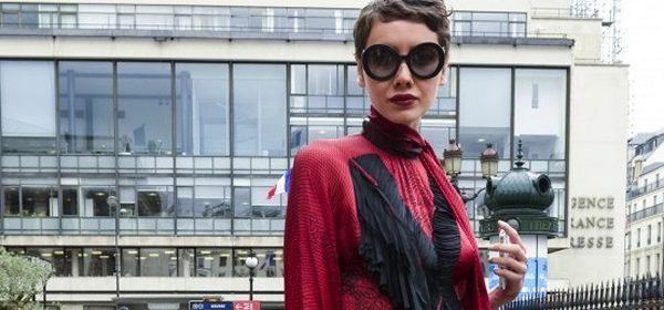 Die schwangere Wahrheit: Streetstyle mit Fransen