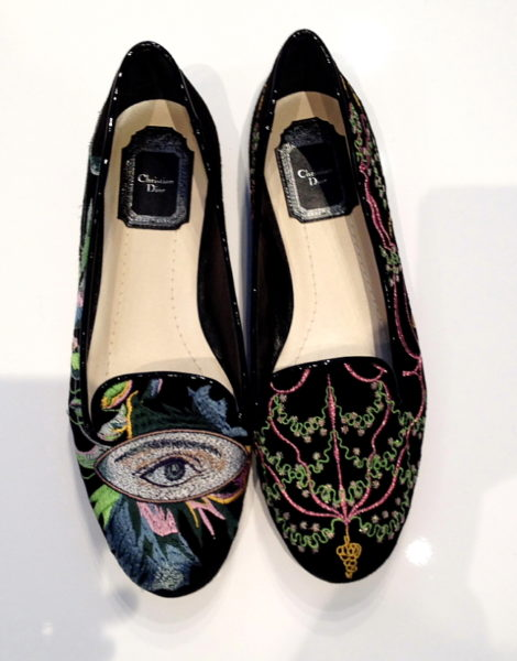 Dior Loafers Winter 2013-14