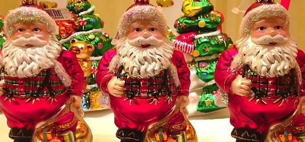 Modepilot's Nikolausverlosung: Wir schimmern golden