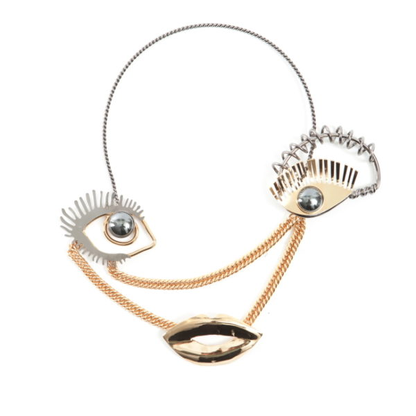 Paule Ka Accessoires Halskette