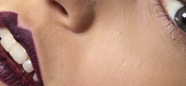 Beauty-Trend: dunkelrote Lippen