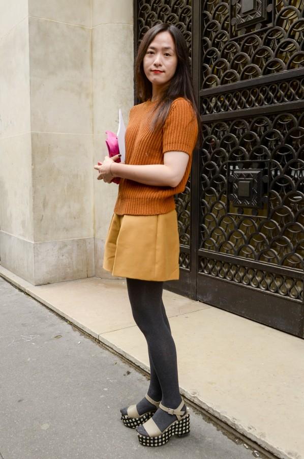Modepilot-Streetstyle-Shorts Im Winter-Mode-Blog