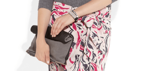 Modepilot's Choice: Blütenröcke, die man sich leisten kann!