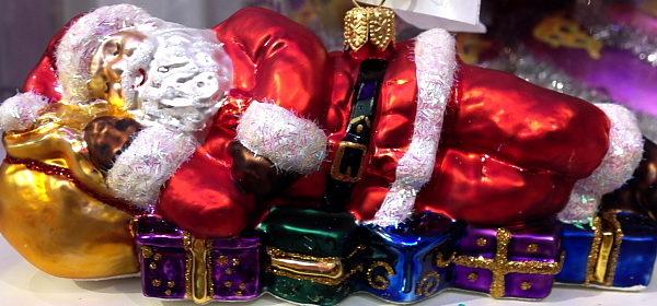 Nicht vergessen: Morgen kommt der Modepilot-Nikolaus