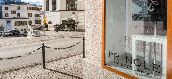 Pringle: Pop up in St. Moritz