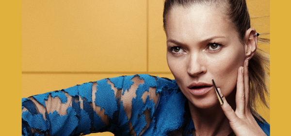 Kate Moss: präsent wie schon lange nicht mehr