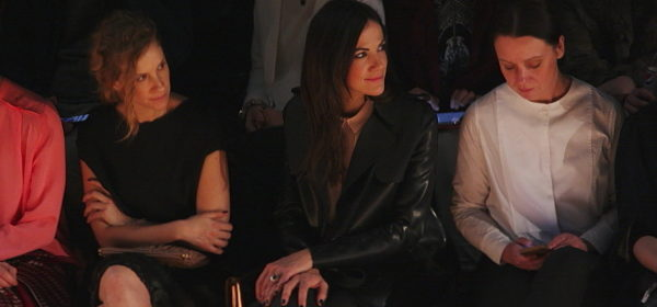 Berlin Fashionweek: Promis gestern