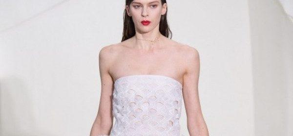 Raf Simons' Dior Haute Couture