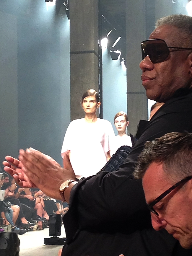 Modepilot-Andre Leon Talley-Fashionweek