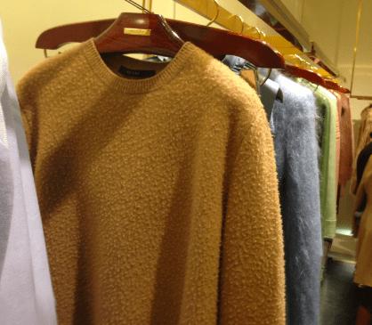 Pullover mit Pilling – das trägt man jetzt… auch bei Gucci