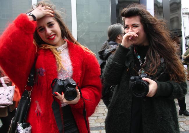 Modepilot-Streetstyle-LFW Blogger Foto-Markert-Fashion-Blog