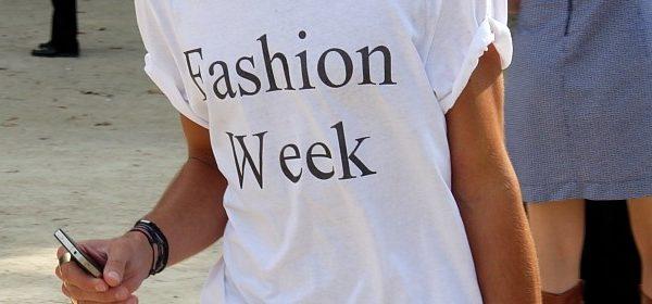 Heute beginnt die Fashionweek in Paris