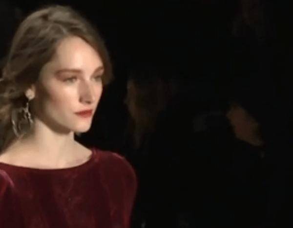 Live von der New York Fashion Week