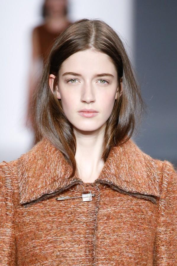Bei Calvin Klein in New York