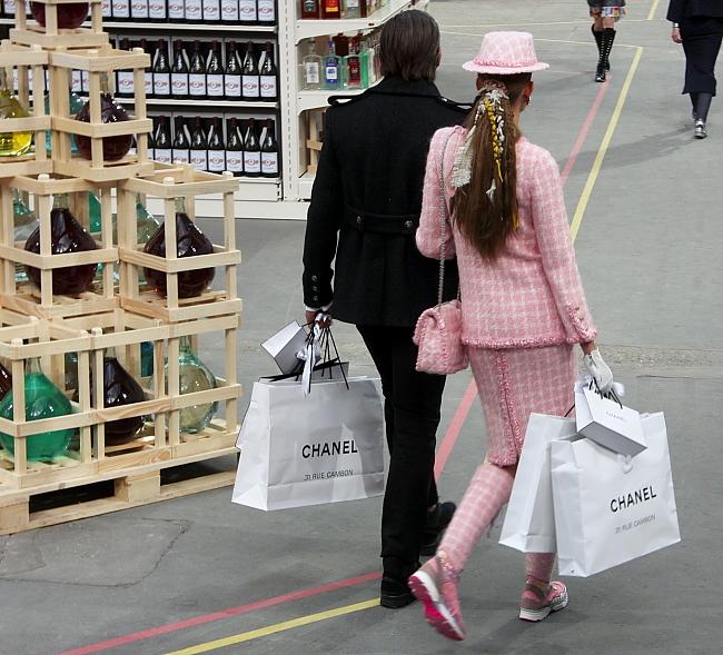 Chanel Ehepaar