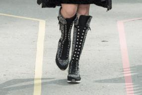 Chanel Sneaker Stiefel Modepilot