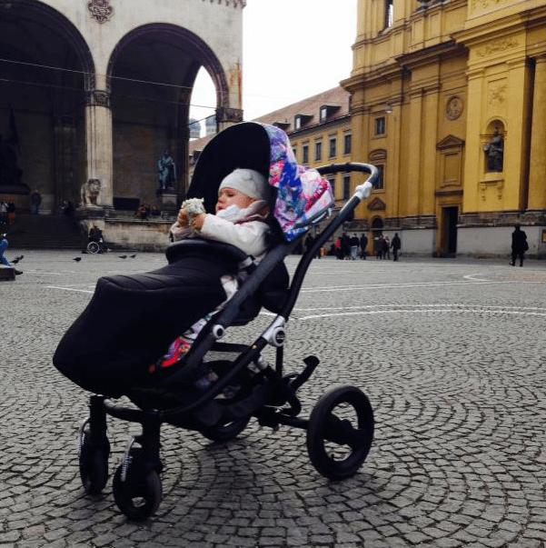 Baby Brittay Boogie München Modepilot