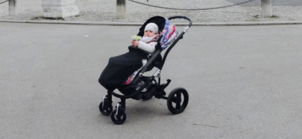 Streetstyle, Kinderwagen-Gewinnspiel