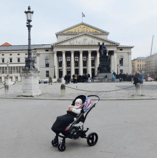 Brittax Kinderwagen gewinnen Modepilot