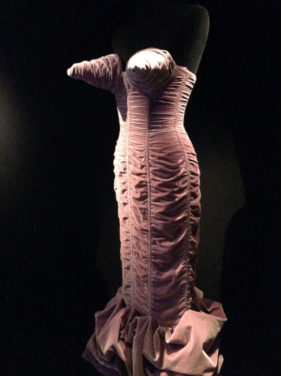 Gaultier dress Madonne Modepilot