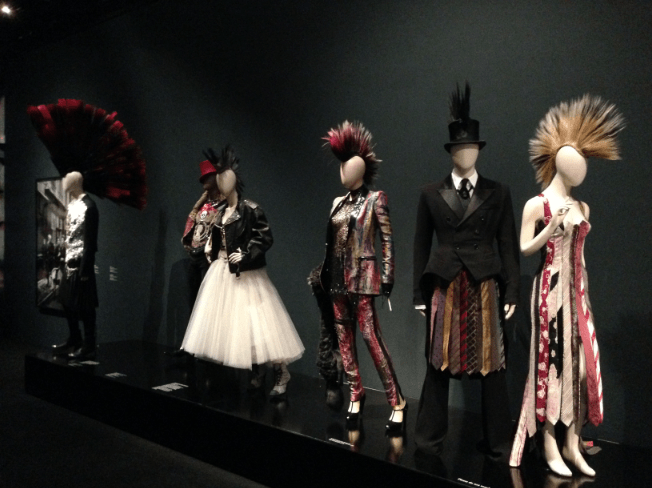 Jean Paul Gaultier Ausstellung London Modepilot