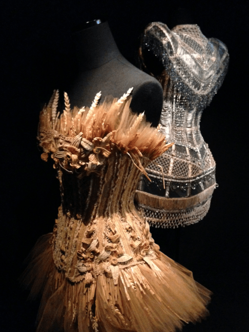 Jean Paul Gaultier dress Modepilot