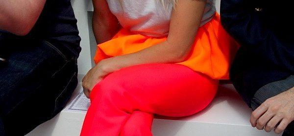 Was macht Ihr eigentlich mit Euren Neon-Klamotten?