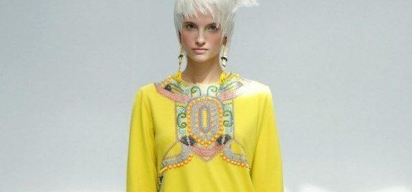 Sommer-Trend: Gelb – die Looks vom Laufsteg