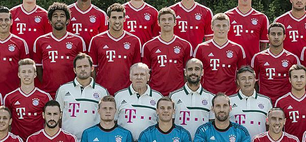 Giorgio Armani stattet FC Bayern aus