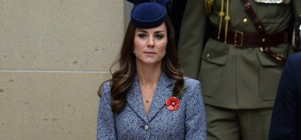 Zum Stil der Duchess of Cambridge