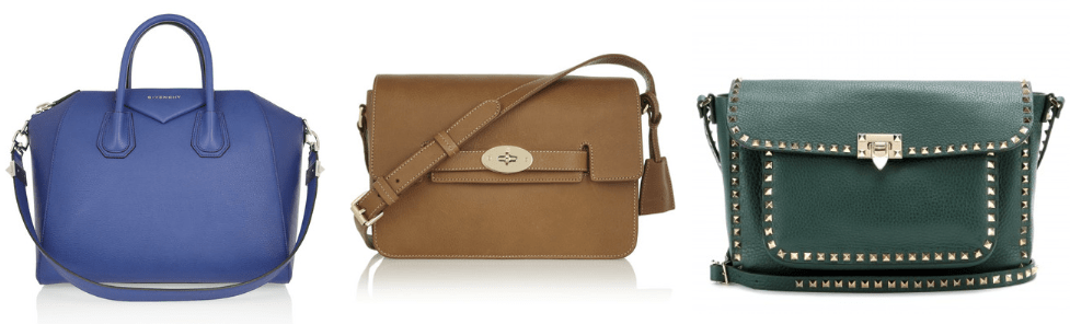 Handtaschen Givenchy Mulberry Valentino Modepilot