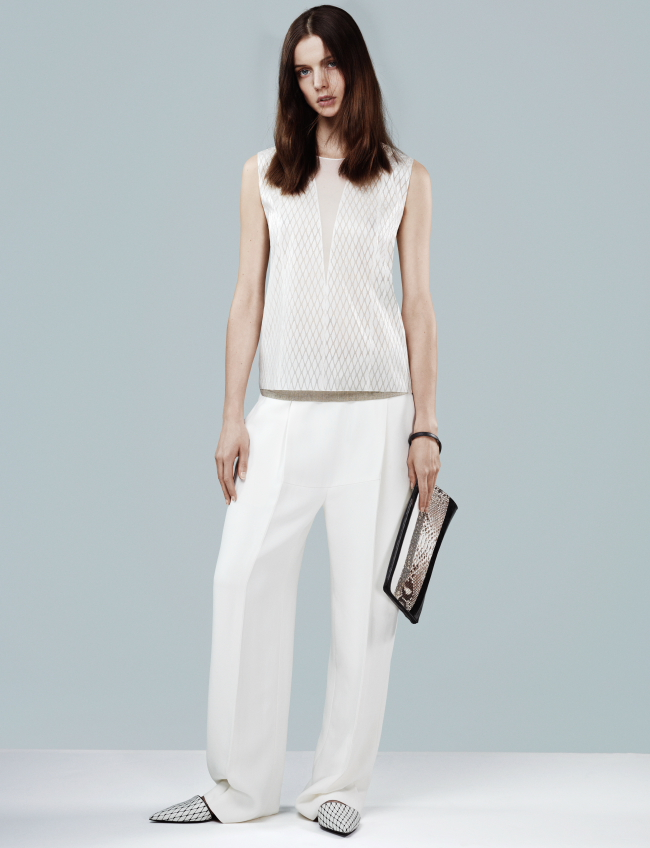 Narcisco Rodriguez Resort 2014