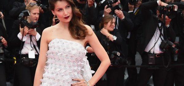 In Cannes punkten in Weiß!