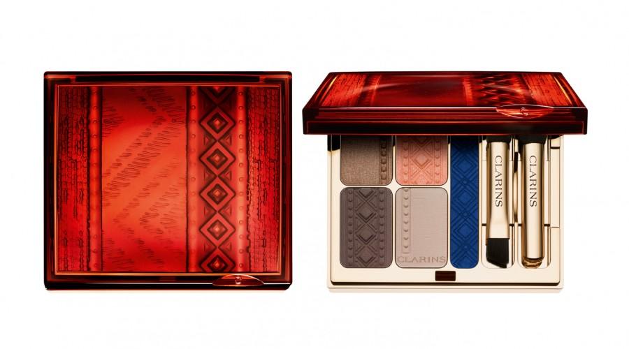 Clarins Colours of Brazil_Palette Yeux et Ombres_limitiert