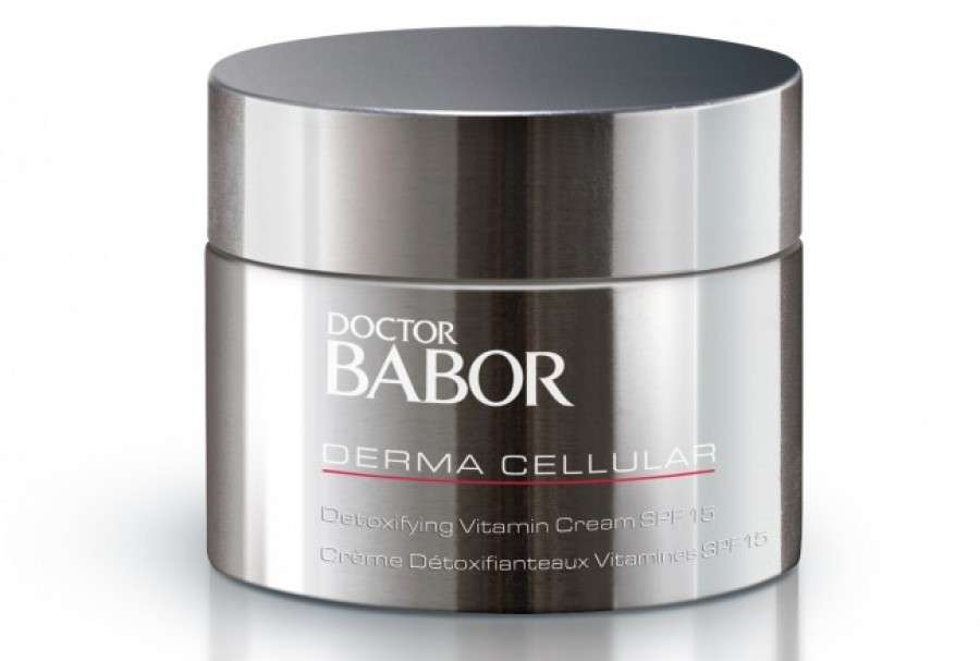 DOCTOR BABOR DERMA CELLULAR Detoxifying Vitamin Cream SPF 15
