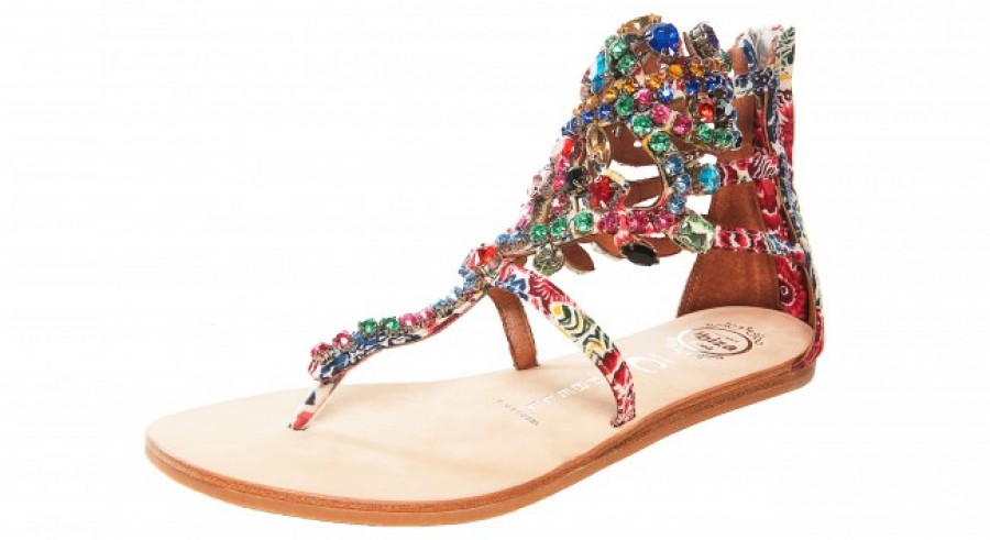 Jeffrey Campbell_Frizzy_Multi Floral