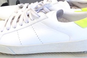 Modepilot-Sneaker Rätsel
