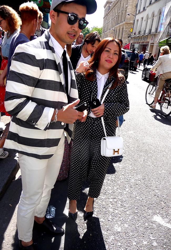Streetstyle Paris Menswear 2