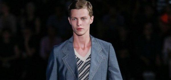 Menswear: Trend schmale Anzüge