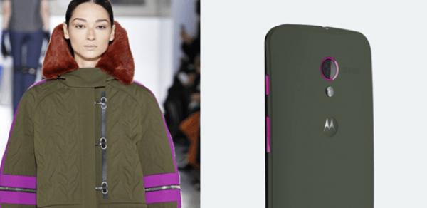 Verlosung: Moto X Mobiltelefon in Trend-Winterfarben
