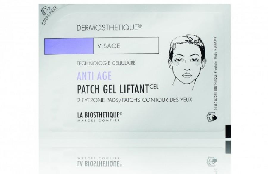 Dermosthetique_Patch Gel Liftant_einzel_LA BIOSTHETIQUE