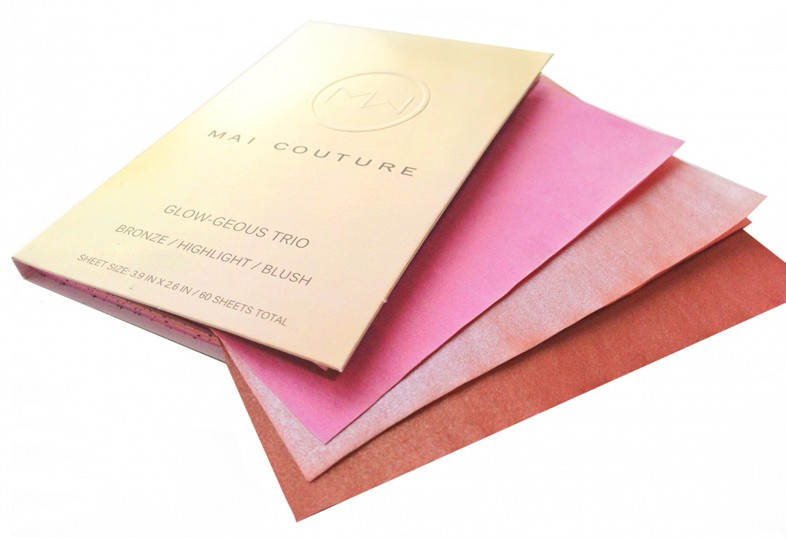 MAI COUTURE Trio Papier Packs