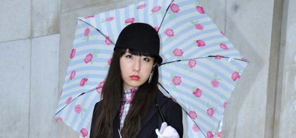 Aus aktueller Wetterlage: Regen-Streetstyles
