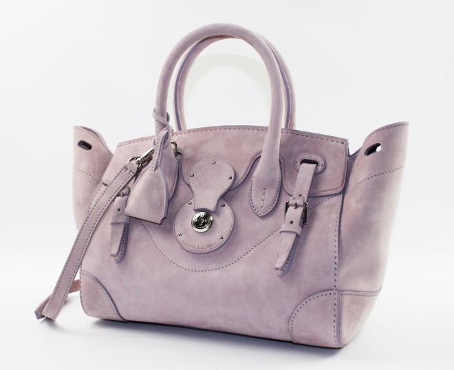 Soft Ricky 27 Suede Mauve look 23