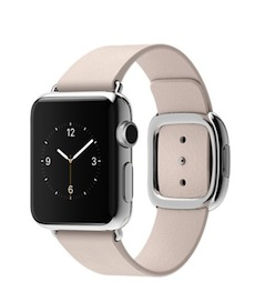 Apple Watch Lederarmband Modepilot