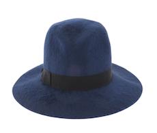 Filzhut blau Super Duper Modepilot