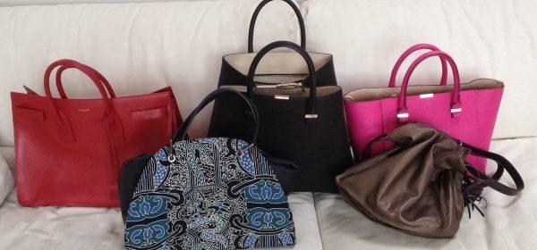 Wie viele Taschen brauche ich?